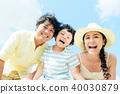 家庭 家族 家人 40030879