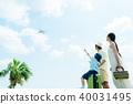 ครอบครัวภาพท่องเที่ยว 40031495