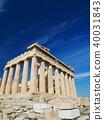 그리스 파르테논 신전 40031843