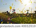 koshien stadium, balloons, balloon 40032010