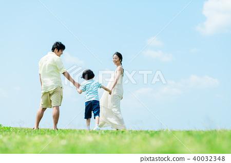 家庭 家族 家人 40032348