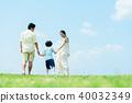 家庭 家族 家人 40032349