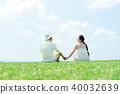 ชายหญิงคู่ใหญ่ฟ้า 40032639
