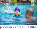 ว่ายน้ำ,สระน้ำ,สระ 40033869