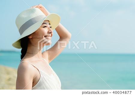一個女人旅行的女人 40034877
