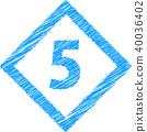 钻石涂鸦风格5号 40036402