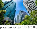 """ตึกระฟ้า """"โตเกียว"""" ·ย่านธุรกิจ 40038183"""