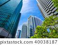 """ตึกระฟ้า """"โตเกียว"""" ·ย่านธุรกิจ 40038187"""