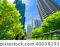 """ตึกระฟ้า """"โตเกียว"""" ·ย่านธุรกิจ 40038193"""