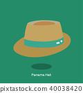 PANAMA HAT 40038420