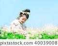 草原家庭形象 40039008