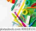 Stationery colorful school writing tools pens 40039131