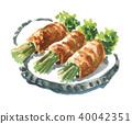 中式料理 料理 菜餚 40042351