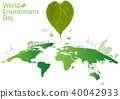 world, environment, vector 40042933