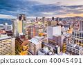 Kobe, Japan Motomachi Cityscape 40045491