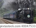 증기 기관차, SL, 기차 40047533