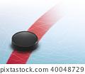 vector realistic hockey 40048729