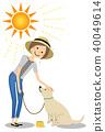 少妇中暑对策狗走 40049614