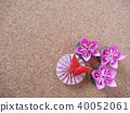 春天 春 折纸 40052061