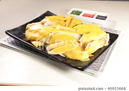 steamed chicken 40053668
