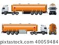 vector, truck, tanker 40059484
