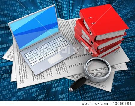 3d binder folders 40060181