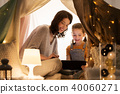 family, tablet, pc 40060271