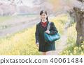 高中生 春天 春 40061484