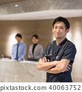 แพทย์โรงพยาบาลแผนกต้อนรับแพทย์ภาพทางการแพทย์ 40063752