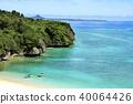 Okinawa, blue, water 40064426