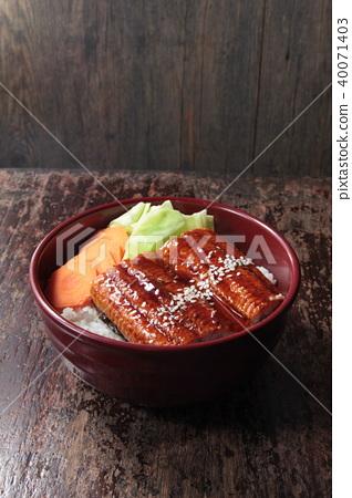eel cuisine 40071403