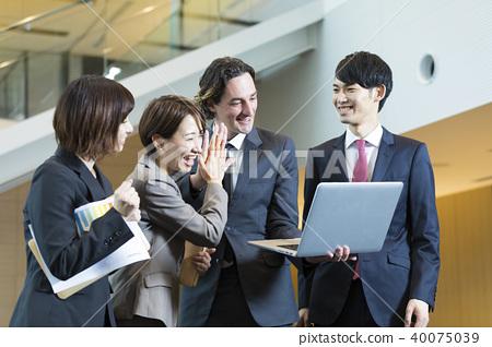 글로벌 비즈니스 벤처 IT 외국계 40075039