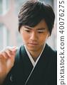 Montsuki-hakama 40076275