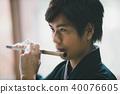 Montsuki-hakama 40076605