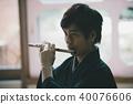 Montsuki-hakama 40076606