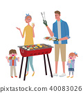 barbecue, barbecued, barbeque 40083026