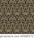 pattern vector abstract 40086572