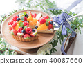 과일 타르트 40087660