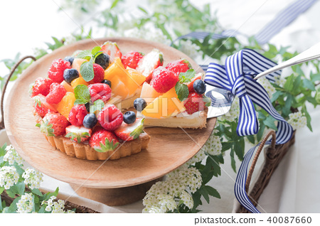 水果餡餅 40087660
