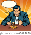 judge, decision, auction 40095089