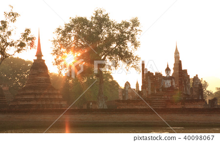 ancient Thailand 40098067