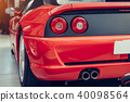 sport transport car. 40098564