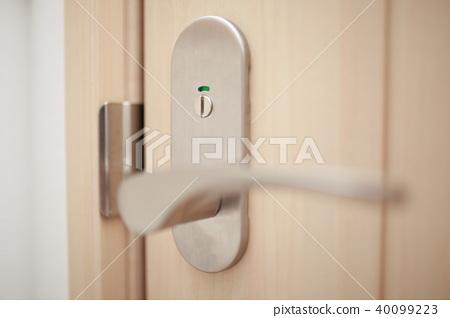 門(門把手大廈住宅單戶入口和出口門複印門門口住宅) 40099223