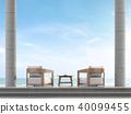 modern,balcony,room 40099455