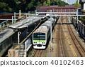 전차, 전철, 야마노테 선 40102463