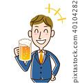 啤酒 淡啤酒 商務人士 40104282