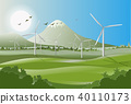 Save the earth, Green Energy, Ecology Concept 40110173