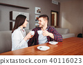 couple, coffee, drink 40116023