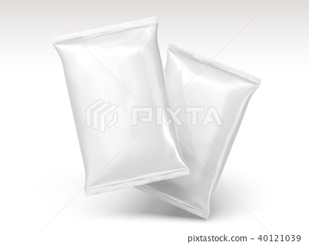 Blank chip packages design 40121039