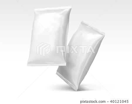Blank chip packages design 40121045